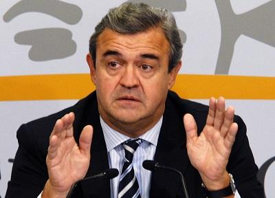 """""""Pedir acuerdos también es de guapos"""" dijo Larrañaga"""